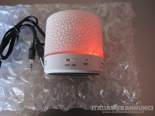 3 Apachia speaker 1 Mini speaker led bluetooth