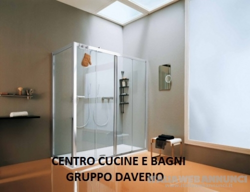 Sostituzione vasca con doccia, Varese, Gallarate, Busto, Gallarate, Cardano