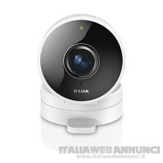 HD 180 Graden IP Cam InDoor HD Wi-Fi Bianco