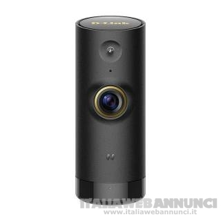 DCS-P6000LH IP Cam InDoor 1MP NightVision Wi-Fi Nero