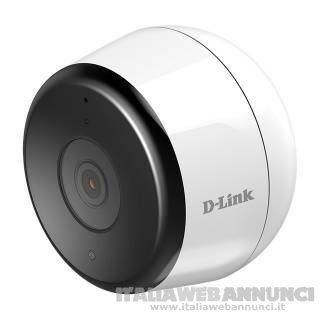 D-link DCS 8600LH IP Cam Wi Fi Outdoor 2MP Bianco