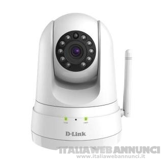 DCS-8525LH IP Cam Motor 2MP Indoor Fast-Ethernet Wi-Fi Bianco