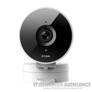 DCS-8010LH IP Cam InDoor 1MP Wi-Fi Bianco