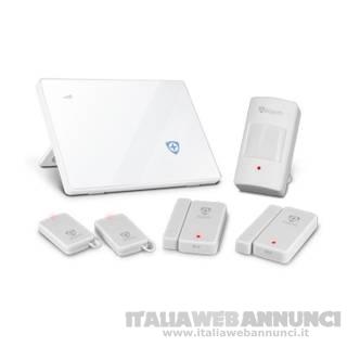 A13-A750GLE-ST A750 Kit Allarme Smart GSM Starter Bianco