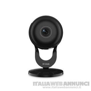DCS-2530L Telecamera di sorveglianza FullHD 180 gradi Wi-Fi Nero