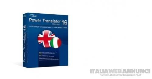 Avanquest Power Translator 16 Standard Italiano - Inglese