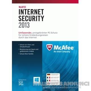 Internet Security 2013 DUAL MAC/Windows 1 utenti
