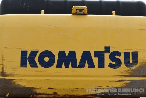 ESCAVATORE KOMATSU PC 350-8