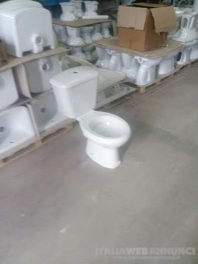 RIMANENZE di Water monoblocco bianchi e colorati fine serie/fuori produzione