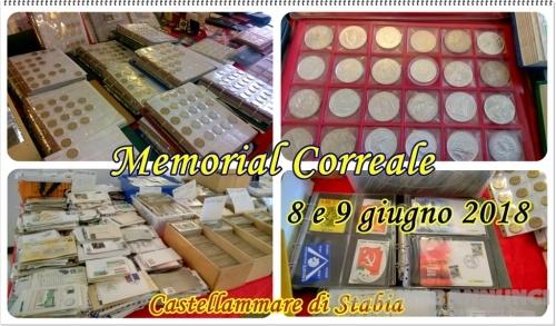 Collezionismo: XI Memorial Correale – 8/9 Giugno 2018