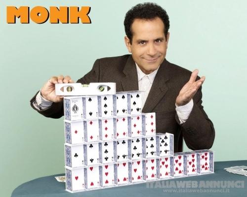 Detective Monk serie tv completa - Tutte le stagioni