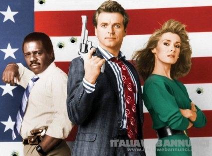Troppo forte serie tv completa anni 80 - David Rasche