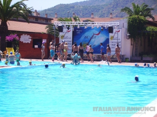 Vacanze mare Sicilia,in bilo in parco sul mare