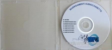 Riversamento audiocassette in file Mp3/Wav su CD DVD HDD DropBox
