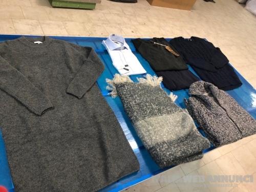 Abbigliamento stock al kg