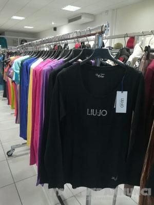 stock t-shirt firmate LIU JO