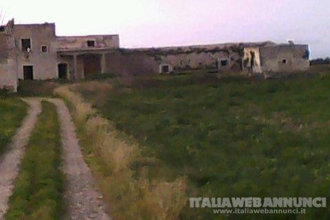 Antico rustico con terreno