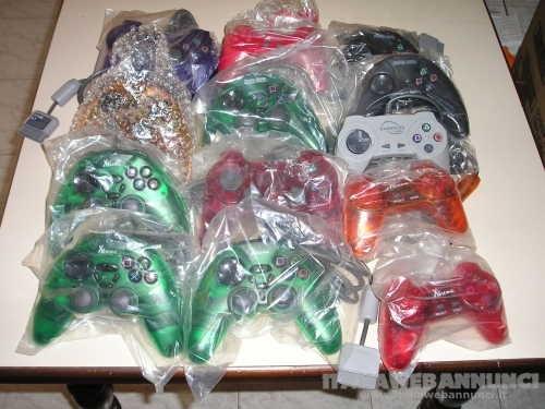 In blocco joypad per ps1