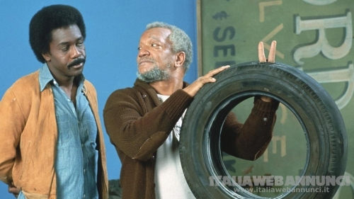 Sanford & son serie tv completa anni 70 - Demond Wilson