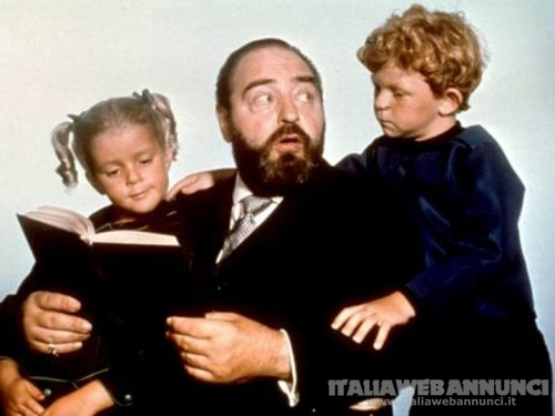 Tre nipoti e un maggiordomo telefilm completo anni 60 - Brian Keith