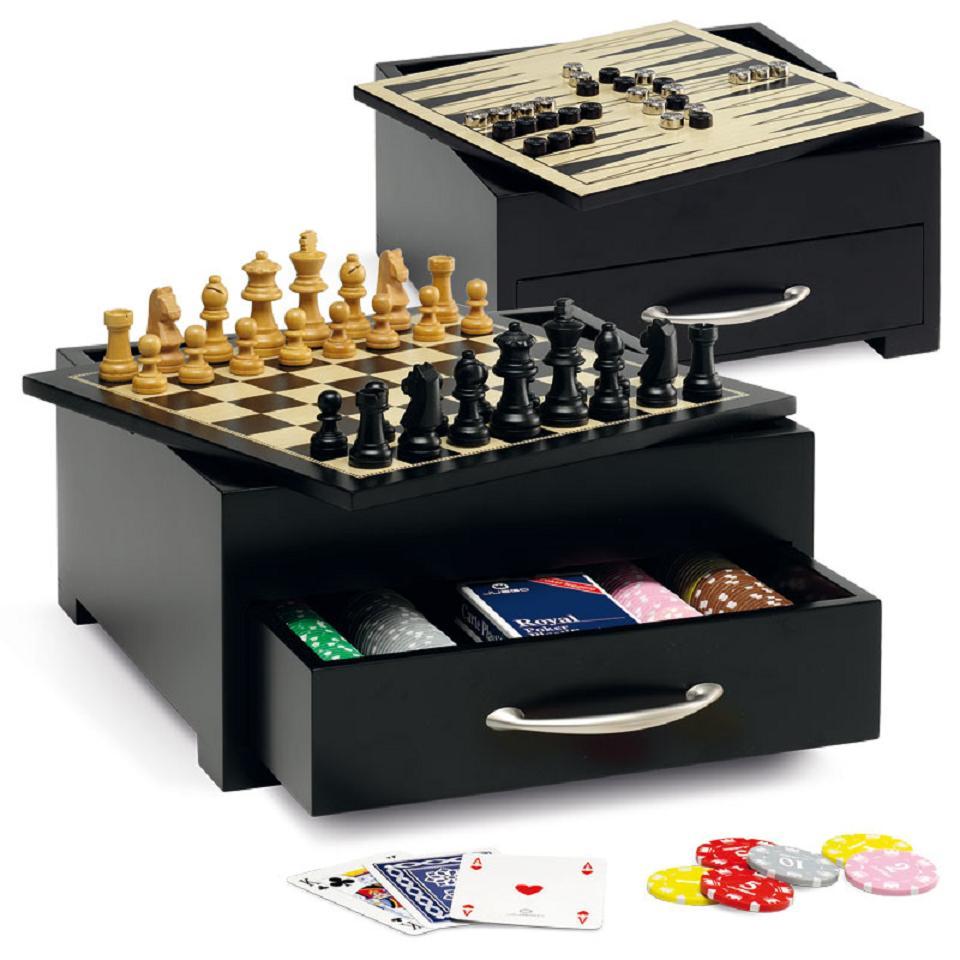 Game set cortina juego