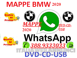 Dvd bmw road map europe professional 2020 autovelox
