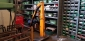 : Macchinari utensili, banchi da lavoro – Reparto attrezzeria