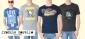 Stock FRANKIE MORELLO T-Shirt Uomo da 11 euro!