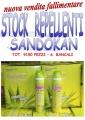 Stock repellenti naturali Sandokan 9150pezzi