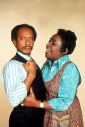 I Jefferson tutta la serie tv completa anni 70-80 - Sherman Hemsley