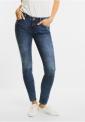 Stock 1.800pz. jeans donna THE PEOPLE e CORSO DA VINCI seriati assortiti - 5,50€